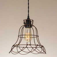 Buttercup Pendant Lamp (bulb not included)