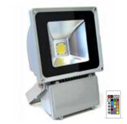 Color Changing RGB Flood Light 80W IP65