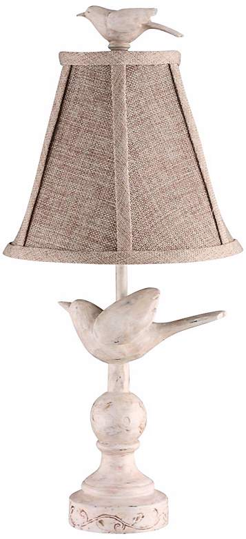 Fly Away Accent Bird Lamp