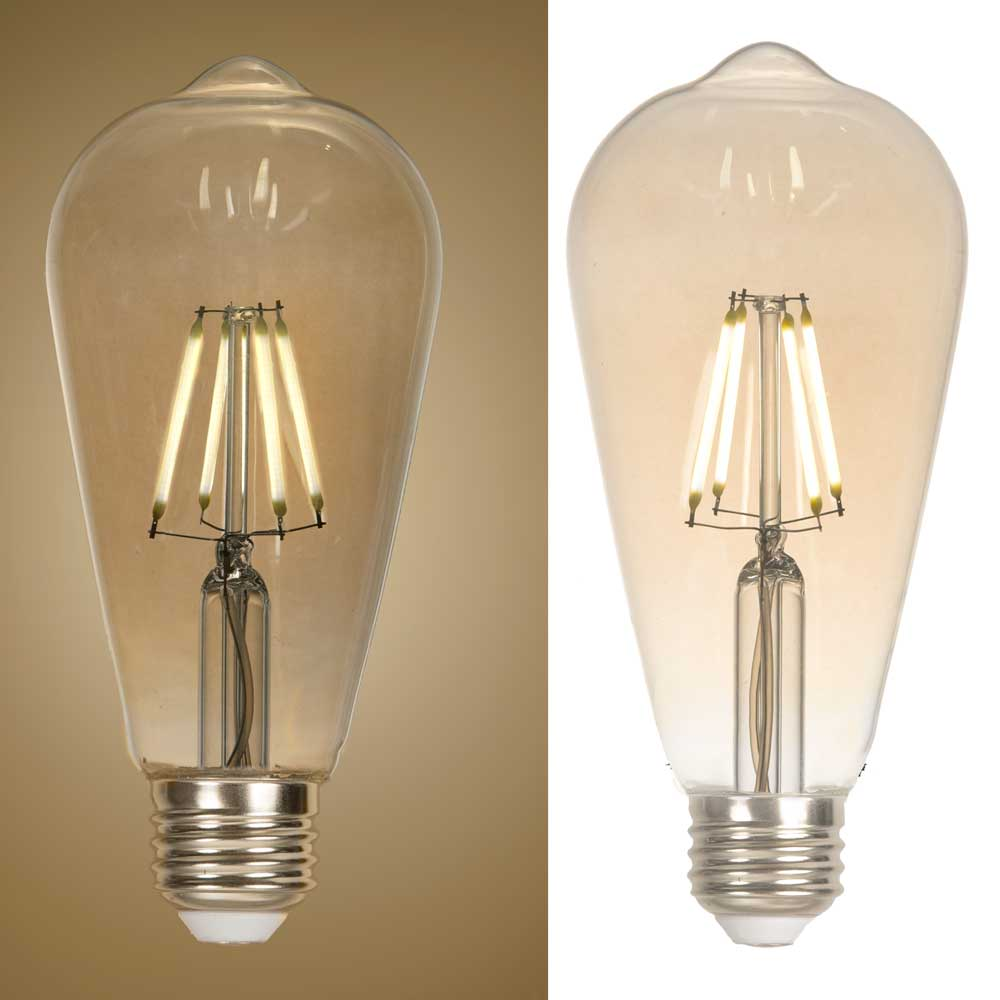 LED Large Edison Bulb, Dimmable - Limited Edition