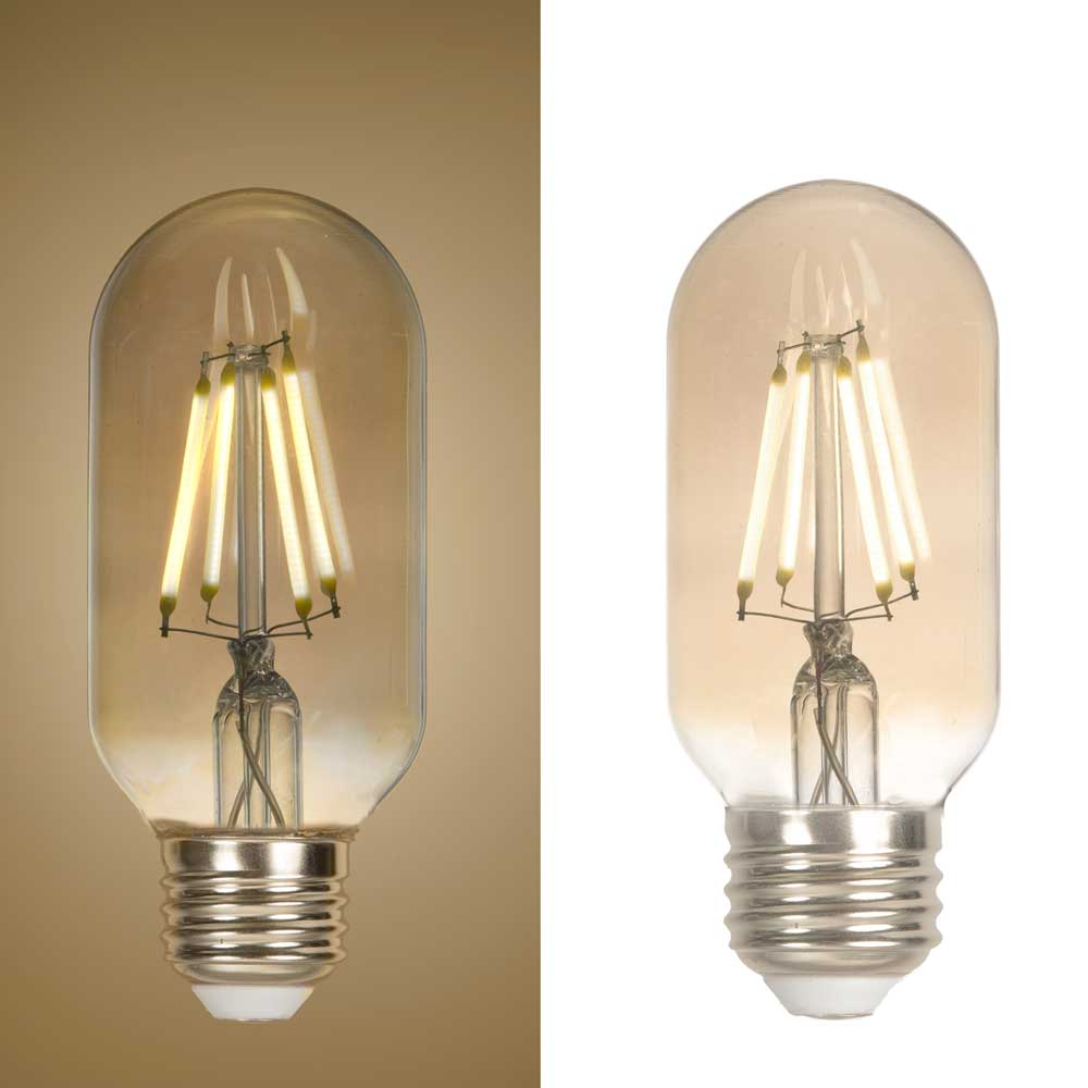 LED Small Edison Bulb, Dimmable - Limited Edition