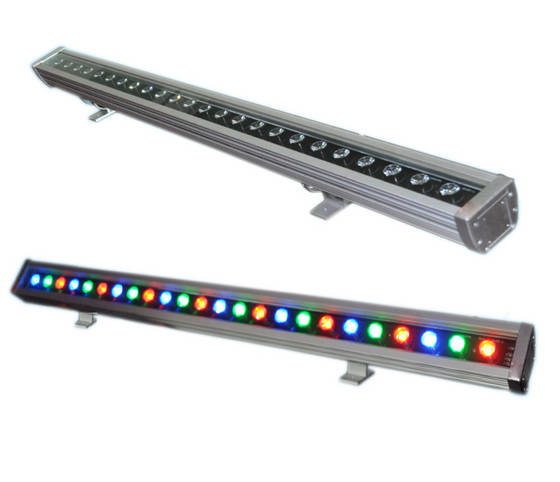 Nova Bright 36W RGB Linkable LED Wall Washer Architectural Light 40 Inch